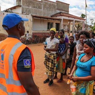 World Food Programme reaches 1 million flood-affected people in Mozambique