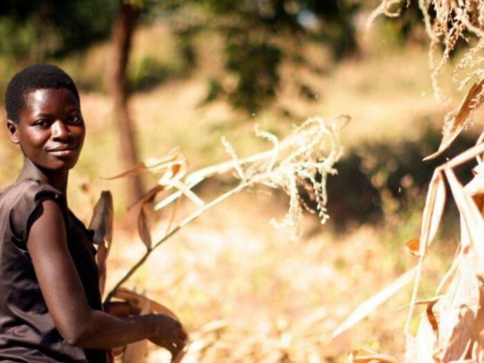фермер одного из домохозяйств