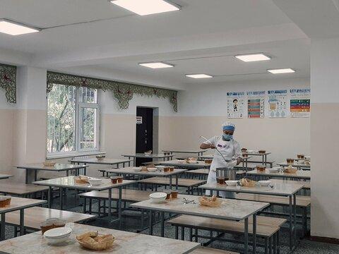 Поддержка национальной программы школьного питания во время коронавируса