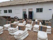 Благодаря поддержке Российской Федерации ВПП ООН продолжает оказывать продовольственную помощь уязвимым семьям Кыргызстана