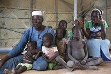 Буркина-Фасо находится в эпицентре драматических гуманитарных кризисов, охвативших центральный Сахель