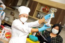 В Бишкеке прошел конкурс школьных поваров со всей страны
