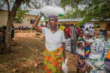 Италия выделяет 500 000 евро (610 000 долларов США) на помощь пострадавшим от засухи людям