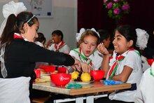 Россия выделит более21 млн долларов США для развития системы школьного питания в Таджикистане