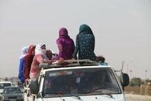 Расширение масштабов деятельности ВПП для охвата более уязвимых слоев населения на северо-востоке Сирии, пострадавших от конфликта