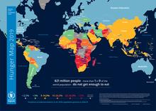 2019 - Карта голода